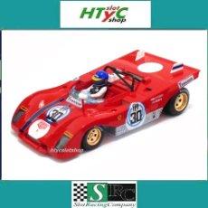 Slot Cars: SRC FERRARI 312 PB PETERSON / SCHENKEN WINNER 1000 KM BUENOS AIRES 1972 OSC 03101. Lote 114776987
