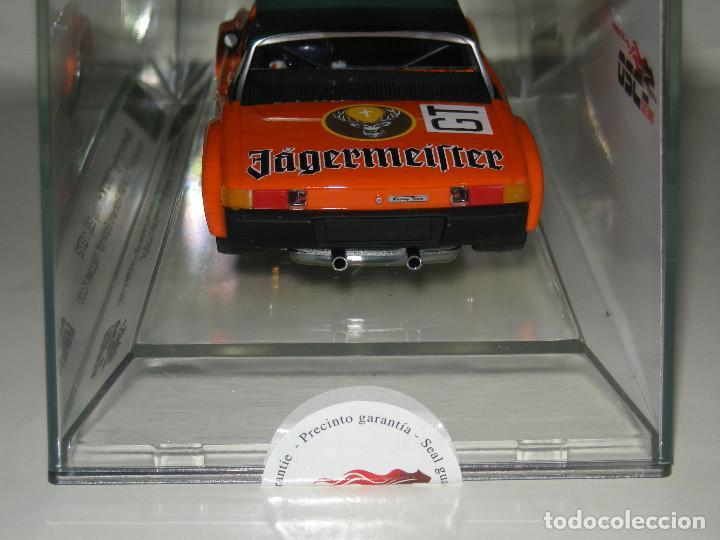 Slot Cars: PORSCHE 914/6GT JAGERMEIFTER SRC/SCALEXTRIC NUEVO - Foto 4 - 107808207