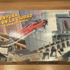 Slot Cars: AVENTURA EN LA CIUDAD EMPIRE VINTAGE. Lote 108126715