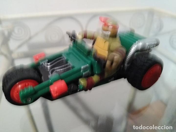 43 Mini Escala 143 Go Coche Tortugas 1 Triciclo Ninja Raphael OPn0kwX8