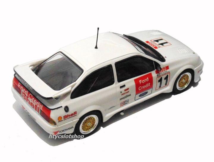Slot Cars: SUPERSLOT FORD SIERRA RS500 #11 BRANDS HATCH BTCC 1990 JOBB GRAVETT CREDIT SCALEXTRIC H3781 - Foto 4 - 82867032