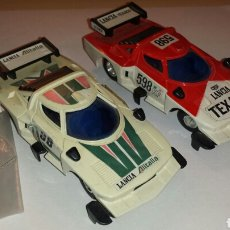 Slot Cars: LANCIA STRATOS DE SLOT | SPEED TRACK | TIPO SCALEXTRIC. Lote 109160735