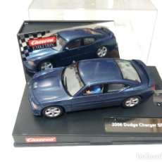 Slot Cars: CARRERA EVOLUTION DODGE CHARGER. Lote 109459119