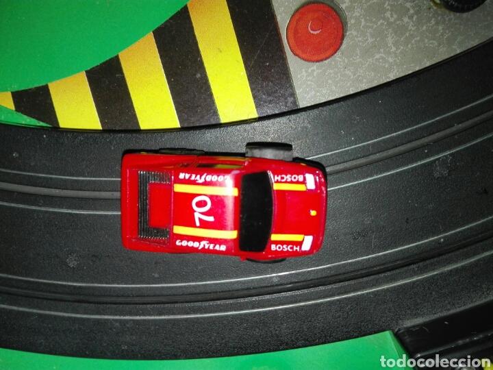 Slot Cars: Maletín MicroMachines eléctrico. Rancing team. - Foto 8 - 109830862