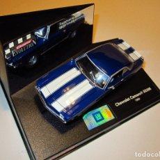 Slot Cars: CHEVROLET CAMARO SS 396 ´69 CAPO PRACTICABLE NUEVO CARRERA EVOLUTION. Lote 112024322