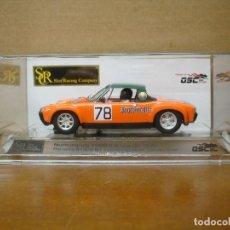 Slot Cars: SRC PORSCHE 914 JAGERMEIFTER REF SRC 01610 NUEVO CON SU CAJA ORIGINAL. Lote 111515371