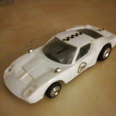 Slot Cars: POLY LAMBORGHINI. Lote 112551287
