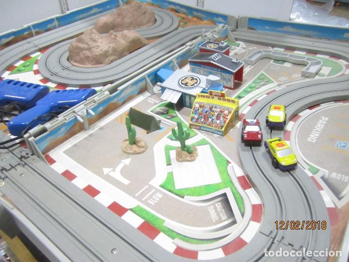MICROMACHINES ELECTRICO (Juguetes - Slot Cars - Magic Cars y Otros)