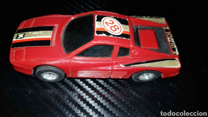 COCHE TIPO SCALEXTRIC MADE IN CHINA (Juguetes - Slot Cars - Magic Cars y Otros)