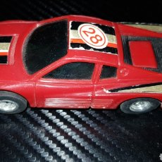 Slot Cars: COCHE TIPO SCALEXTRIC MADE IN CHINA. Lote 112613054
