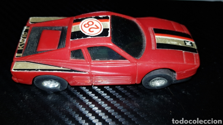 Slot Cars: Coche tipo Scalextric made in China - Foto 3 - 112613054