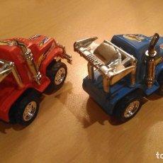 Slot Cars: 2 SLOT CAMIÓN. Lote 112879779