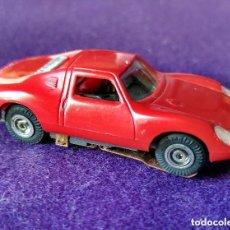 Slot Cars: ANTIGUO COCHE FALLER- +DIODE. PORSCHE FA-G5. DE TRACCION ELECTRICA. SLOT CAR.MADE IN GERMANY.AÑOS 60. Lote 112885539