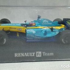 Slot Cars: SCALEXTRIC - SUPERSLOT RENAULT F1 TEAM ESCALA 1/32 CON FUNDA Y CAJA ORIGINAL. Lote 113186631