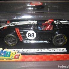 Slot Cars: COBRA NEGRO Nº98 DE MRRC. Lote 147127774