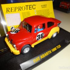 Slot Cars: REPROTEC. FIAT ABARTH 1000 TCR. REF. 1957. Lote 113270363