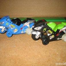 Slot Cars: MOTOS DE PISTA. Lote 113340775