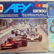 Slot Cars: AFY 1100 CON 6 COCHES COMANSI. Lote 114022999