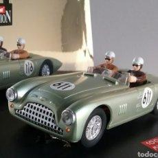 Slot Cars: ASTON MARTIN DB3 MILLE 1000 MIGLIA 1953 DE CARRERA EVOLUTION SCALEXTRIC SLOT CAR. Lote 113976175