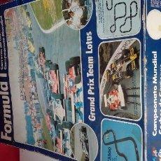 Slot Cars: CIRCUITO F1 COMANSI AFX. Lote 114076055