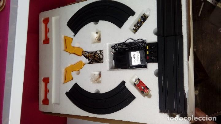 Slot Cars: CIRCUITO F1 COMANSI AFX - Foto 2 - 114076055