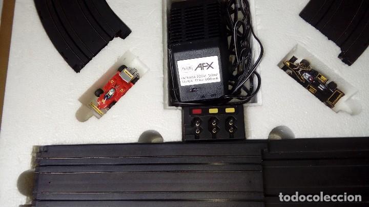 Slot Cars: CIRCUITO F1 COMANSI AFX - Foto 3 - 114076055
