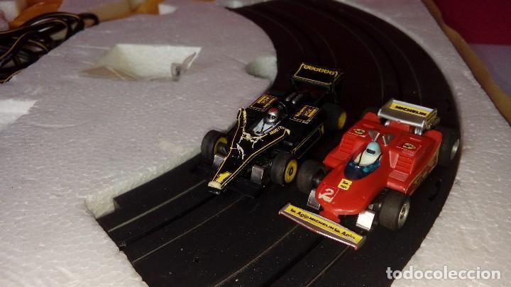 Slot Cars: CIRCUITO F1 COMANSI AFX - Foto 8 - 114076055