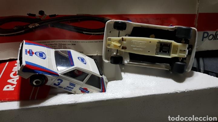 Slot Cars: Circuito champion rally con coches polistil . Tipo Scalextric - Foto 6 - 114448559