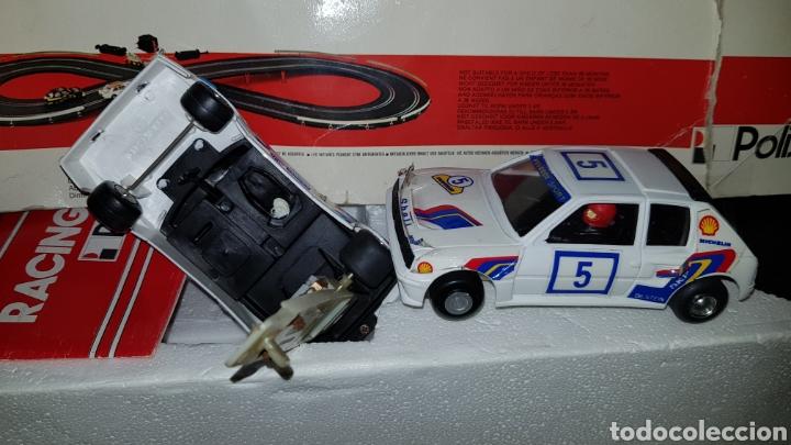 Slot Cars: Circuito champion rally con coches polistil . Tipo Scalextric - Foto 7 - 114448559