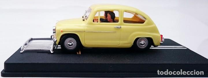 Slot Cars: REPROTEC SEAT 600 E - Foto 2 - 115001527