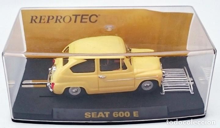 Slot Cars: REPROTEC SEAT 600 E - Foto 10 - 115001527