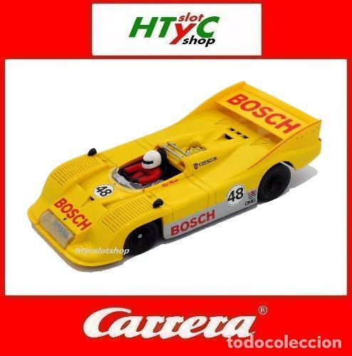 CARRERA PORSCHE 917/30 #48 BOSCH LAGUNA SECA 1998 MILT MINTER MONTEREY HISTORICS 27367 (Juguetes - Slot Cars - Magic Cars y Otros)