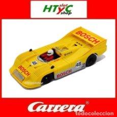 Slot Cars: CARRERA PORSCHE 917/30 #48 BOSCH LAGUNA SECA 1998 MILT MINTER MONTEREY HISTORICS 27367. Lote 117546303