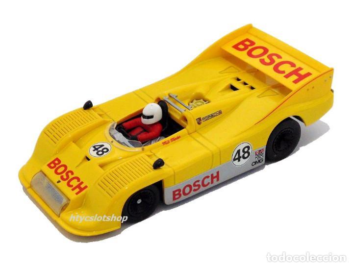Slot Cars: CARRERA PORSCHE 917/30 #48 BOSCH LAGUNA SECA 1998 MILT MINTER MONTEREY HISTORICS 27367 - Foto 2 - 117546303