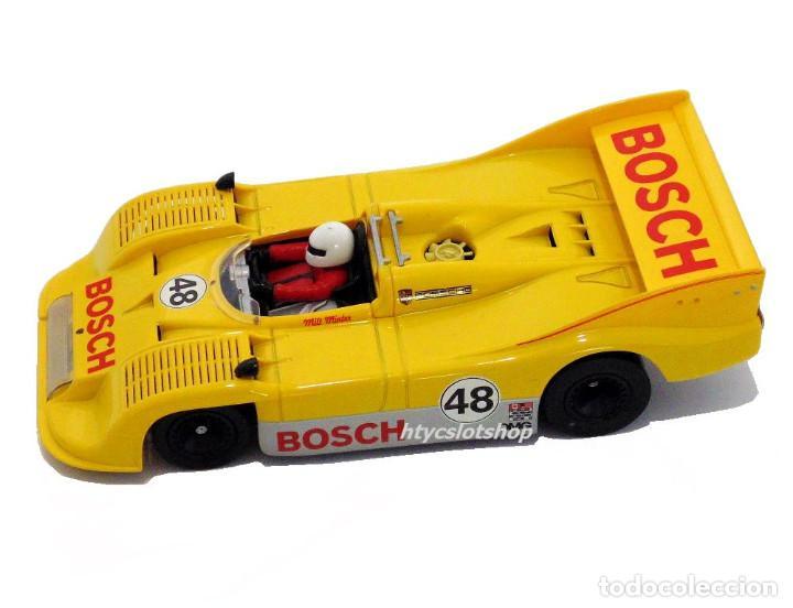 Slot Cars: CARRERA PORSCHE 917/30 #48 BOSCH LAGUNA SECA 1998 MILT MINTER MONTEREY HISTORICS 27367 - Foto 3 - 117546303