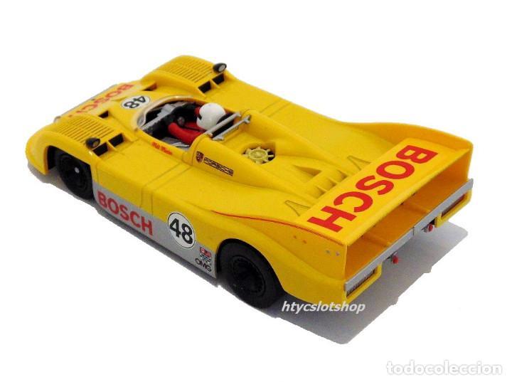 Slot Cars: CARRERA PORSCHE 917/30 #48 BOSCH LAGUNA SECA 1998 MILT MINTER MONTEREY HISTORICS 27367 - Foto 4 - 117546303
