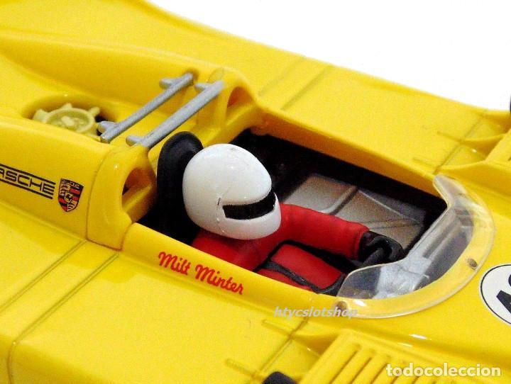 Slot Cars: CARRERA PORSCHE 917/30 #48 BOSCH LAGUNA SECA 1998 MILT MINTER MONTEREY HISTORICS 27367 - Foto 9 - 117546303