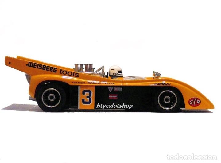 Slot Cars: CARRERA MCLAREN M20 #3 INTERSERIE 1974 HELMUT KELLENERS 27380 - Foto 6 - 117774579