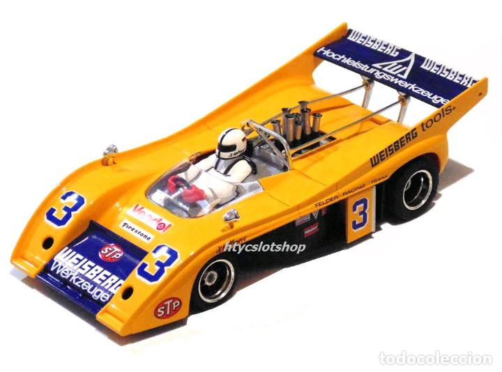 Slot Cars: CARRERA MCLAREN M20 #3 INTERSERIE 1974 HELMUT KELLENERS 27380 - Foto 2 - 117774579
