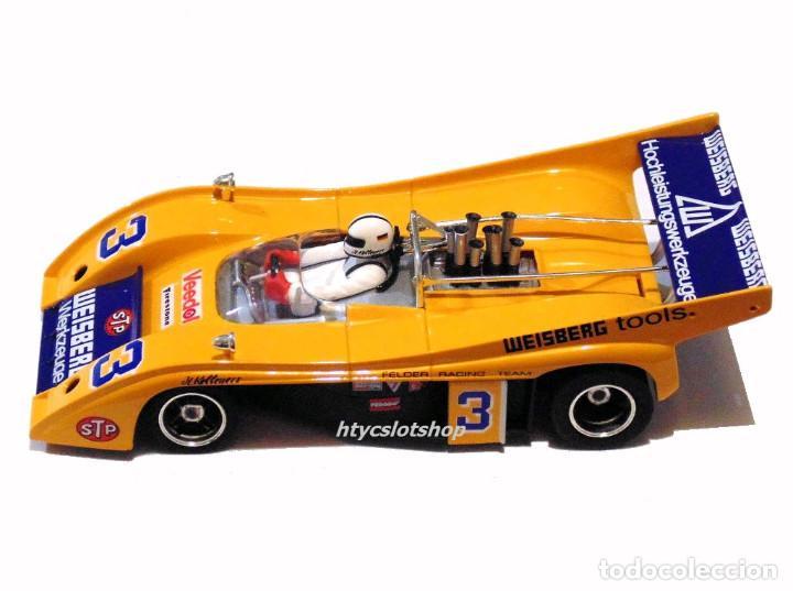 Slot Cars: CARRERA MCLAREN M20 #3 INTERSERIE 1974 HELMUT KELLENERS 27380 - Foto 3 - 117774579
