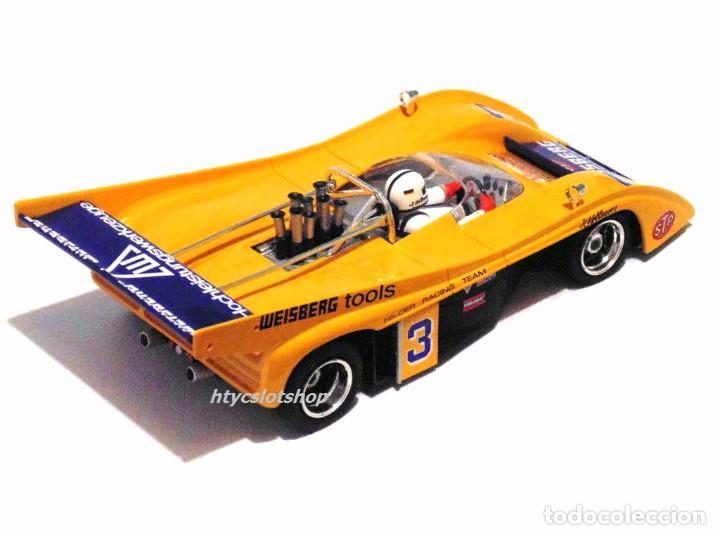 Slot Cars: CARRERA MCLAREN M20 #3 INTERSERIE 1974 HELMUT KELLENERS 27380 - Foto 4 - 117774579