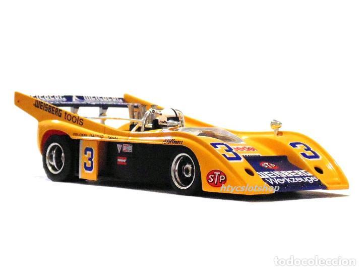 Slot Cars: CARRERA MCLAREN M20 #3 INTERSERIE 1974 HELMUT KELLENERS 27380 - Foto 5 - 117774579