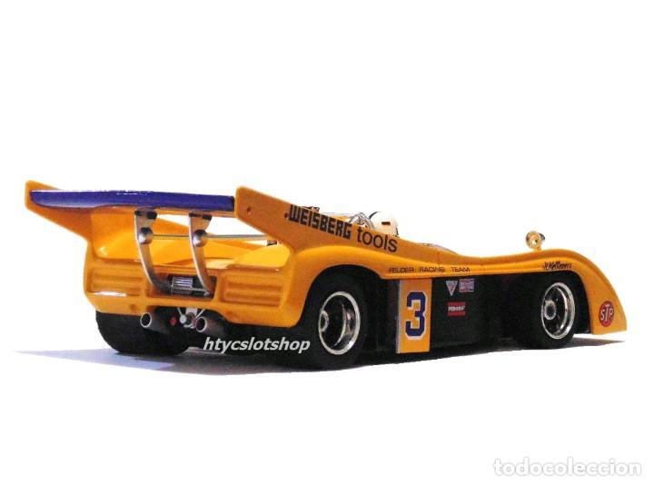 Slot Cars: CARRERA MCLAREN M20 #3 INTERSERIE 1974 HELMUT KELLENERS 27380 - Foto 7 - 117774579
