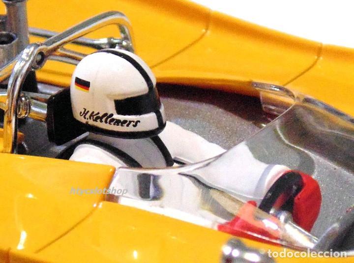 Slot Cars: CARRERA MCLAREN M20 #3 INTERSERIE 1974 HELMUT KELLENERS 27380 - Foto 8 - 117774579