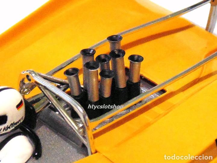 Slot Cars: CARRERA MCLAREN M20 #3 INTERSERIE 1974 HELMUT KELLENERS 27380 - Foto 9 - 117774579