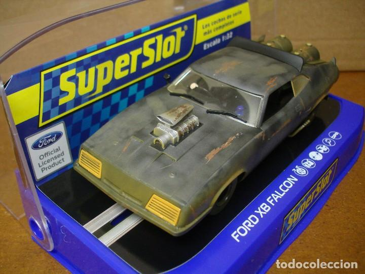 Superslot ford falcon mad max ref h3983 nuevo - Sold through