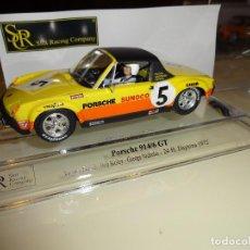 Slot Cars: SRC. PORSCHE 914/6 GT. 24H DAYTONA 1972. SUNOCO.. Lote 212730395