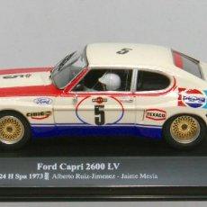 Slot Cars: FORD CAPRI 2600 LV 24 HORAS DE SPA 1973 (SRC) EDICION LIMITADA. Lote 119582783