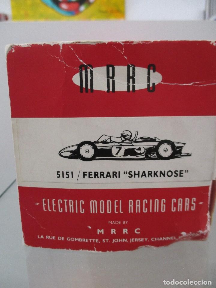 Slot Cars: MRRC COCHE FERRARI SHARKNOSE CON CAJA ORIGINAL - Foto 8 - 119656543