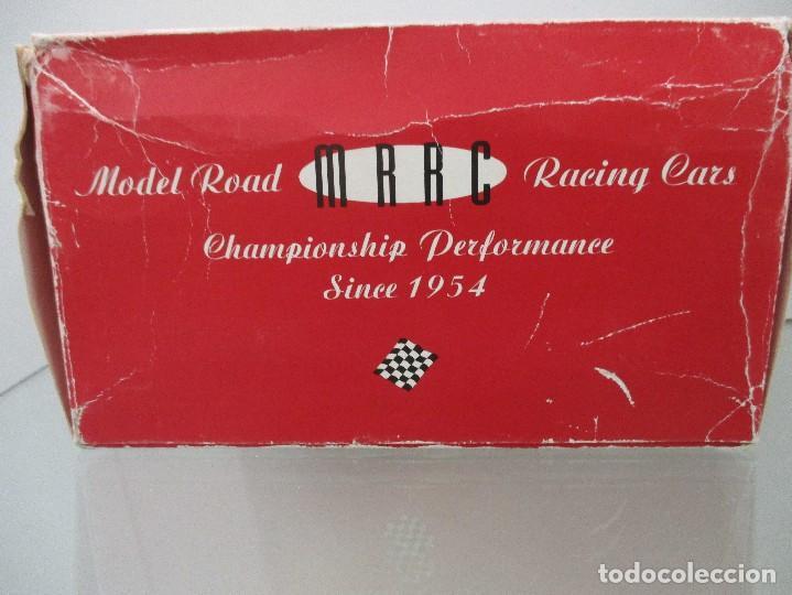 Slot Cars: MRRC COCHE FERRARI SHARKNOSE CON CAJA ORIGINAL - Foto 9 - 119656543